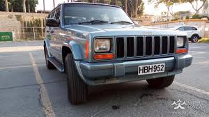 jeep gray blue jeep cherokee 1998 suv 2 5l diesel manual for sale nicosia