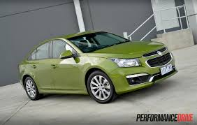 holden 2015 holden cruze sri review video performancedrive