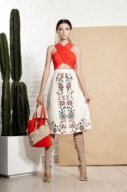 Erdem Spring 2016 Ready To by Alice Olivia Spring 2016 Ready To Wear Fashion Show Alice