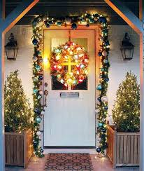 Outdoor Decorating Ideas by Elegant Outdoor Christmas Decoration Ideas Christmas Celebrations