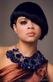 5 tremendous short haircuts for thick hair african american cruckers