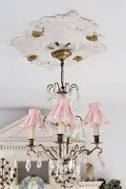 vintage shabby pink photo light sea shells pinterest