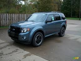 Ford Escape 2012 - 2012 steel blue metallic ford escape xlt sport 55450611