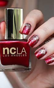 pretty holiday nails hairstyles pinterest nail art