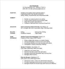 Writer Resume Template Freelance Writer Resume Template Writer Resume Template 14 Free