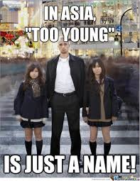 Young Girl Meme - meme center kerberos likes page 1105