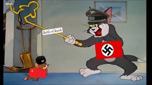 Tom And Jerry Meme - tom and jerry ww2 meme germany vs ussr coub gifs with sound