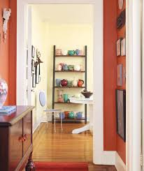 Organizing A Living Room by 22 Ways To Arrange Your Shelves Real Simple