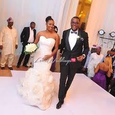 wedding dress raisa hadiza raisa okoya weds olamijuwonlo alao akala loveweddingsng11 png