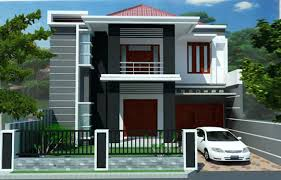 2 Story House Designs by Beautiful Kerala Style 2 Story House2 Floor House Design With