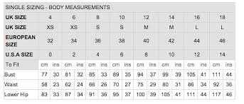 shoe size chart topshop we checked and women s clothes sizes at h m zara and topshop are