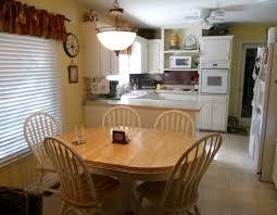 kitchen design ideas oval black wood space saving kitchen tables