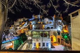 gamirasu cave hotel cappadocia turkey wanderlust pinterest