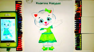 katerina kittycat coloring daniel tiger u0027s neighborhood pbs kids
