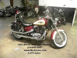 1985 Shadow 500 Honda Shadow Vt1100 For Sale Used Motorcycles On Buysellsearch