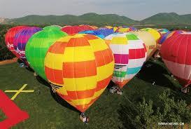 Balloon Challenge 2017 China Air Balloon Challenge Held In Hefei 1 4