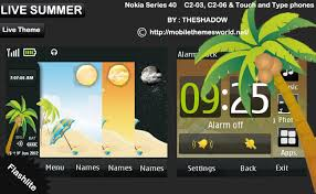 themes for nokia c2 touch and type galaxy theme for nokia c2 03 c2 06 x3 02 themebowl