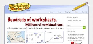 worksheet works calculating area and perimeter worksheets
