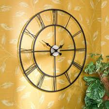 home decorators wall art articles with metal wall clock numbers tag metal wall clock