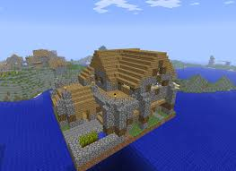 npc 2 story house remake minecraft project