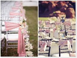 wedding chair bows 2014 wedding trends top 10 unique chair sash styles bridal