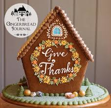 the harvest house a gingerbread thanksgiving the gingerbread