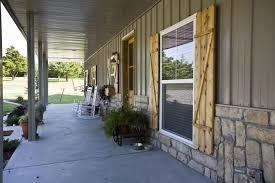 side porches david s 42 x 60 metal building home w side porches hq pictures