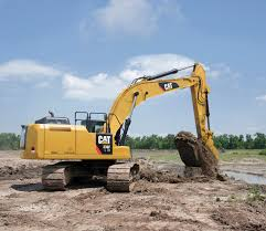 cat cat 336f l xe hybrid delivers fuel efficient production