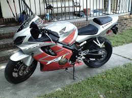 honda cbr for sale 2003 cbr 600 f4i forsale in wilmington nc sportbikes net