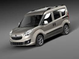 opel minivan opel combo 2012 van