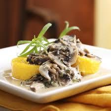 mushroom gravy its not easy fettuccine with creamy mushroom sauce recipe eatingwell
