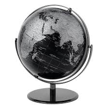 globe globe collection 30 cm globe black amazon co uk kitchen u0026 home