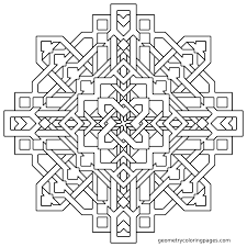 shapes coloring page stunning coloring pages designs shapes ideas new printable