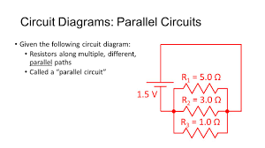 parts of an electric circuit recall a circuit is a closed path