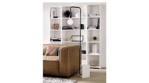 Bookcase Wide Getaway Wide Bookcase Cb2