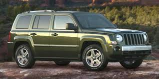 reliability of jeep patriot 2008 jeep patriot pricing specs reviews j d power cars