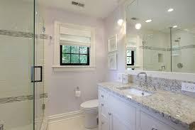 Roman Shades For Bathroom Lennon Granite Bathroom Contemporary With Roman Shades Lavender Walls