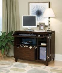 the effective of compact computer desk to save your room u0027s space