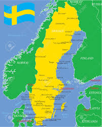 World Map Sweden by Sweden Map Stock Photos Royalty Free Sweden Map Images And Pictures