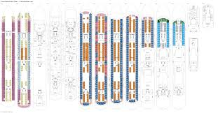 costa diadema deck plans diagrams pictures video