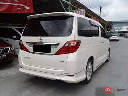 used lexus for sale in kl 2011 toyota alphard for sale in malaysia for rm149 800 mymotor