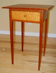 Shaker End Table Side End And Coffee Tables