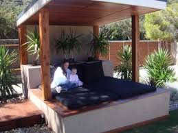 Diy Outdoor Daybed Building Daybed Youtube