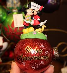 disney ornaments lights