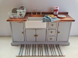 Mini Kitchen Sink 246 Best Dollhouse Kitchens Images On Pinterest Doll Houses