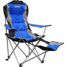 camping chair with footrest walmart com