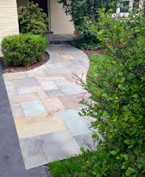 Pictures Of Stone Walkways by Brick Paver Patio Designs Stone Pavers Front Entrance Walkways