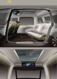 mpv car interior transportation design designpf hochschule pforzheim td degree