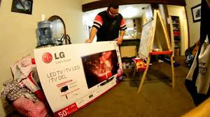 50 inch led tv amazon black friday unboxing lg 50ln5100 1080p 120hz ln51 led hdtv review walmart