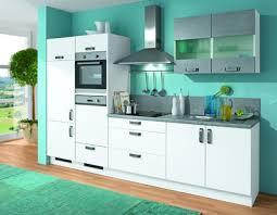 einbau küche einbauküche weiss seidenmatt hell grau inkl geräte